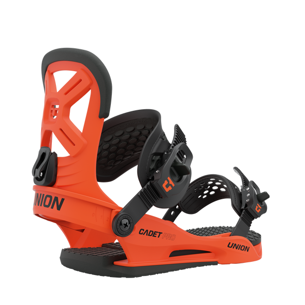 Union 2021 Youth Cadet Pro Binding - Union Orange