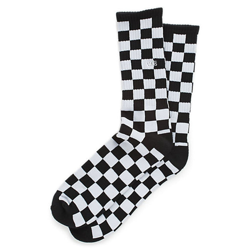 Vans Checkered Sock - Black