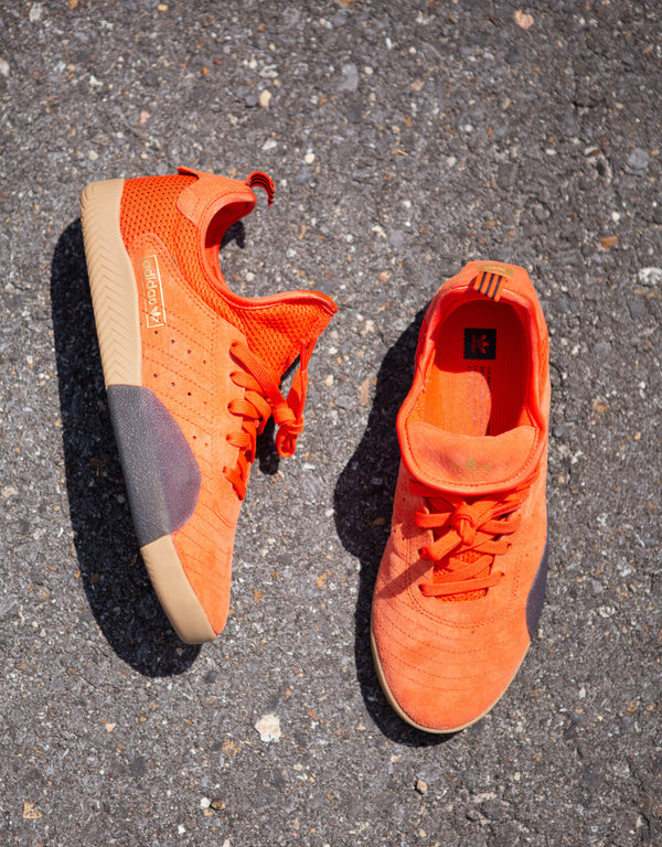 Adidas 3ST.003 Shoe Orange/ Black/ Gum