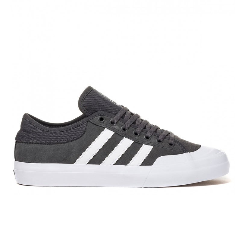 Adidas Matchcourt J Kids Shoes Grey/White/Gum