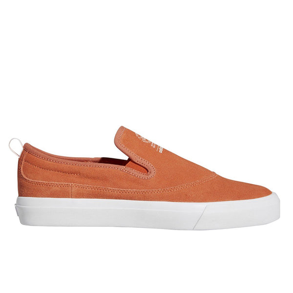 Adidas Matchcourt Slip Shoes Coral/White