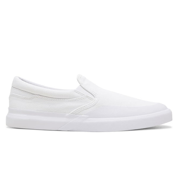 DC Infinite Slip On Shoe - Jaakko/White