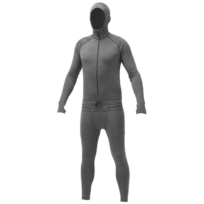 Airblaster Men's Merino Wool Ninja Suit - Black