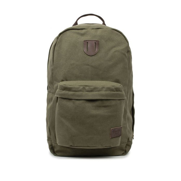 Brixton Bison Backpack - Olive