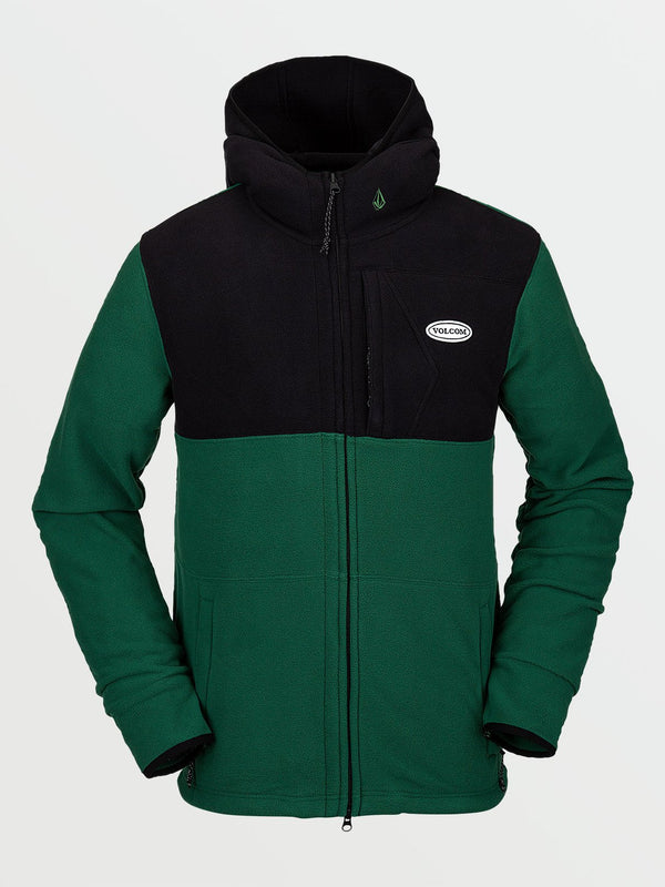 Volcom Polartec Fleece - Forest