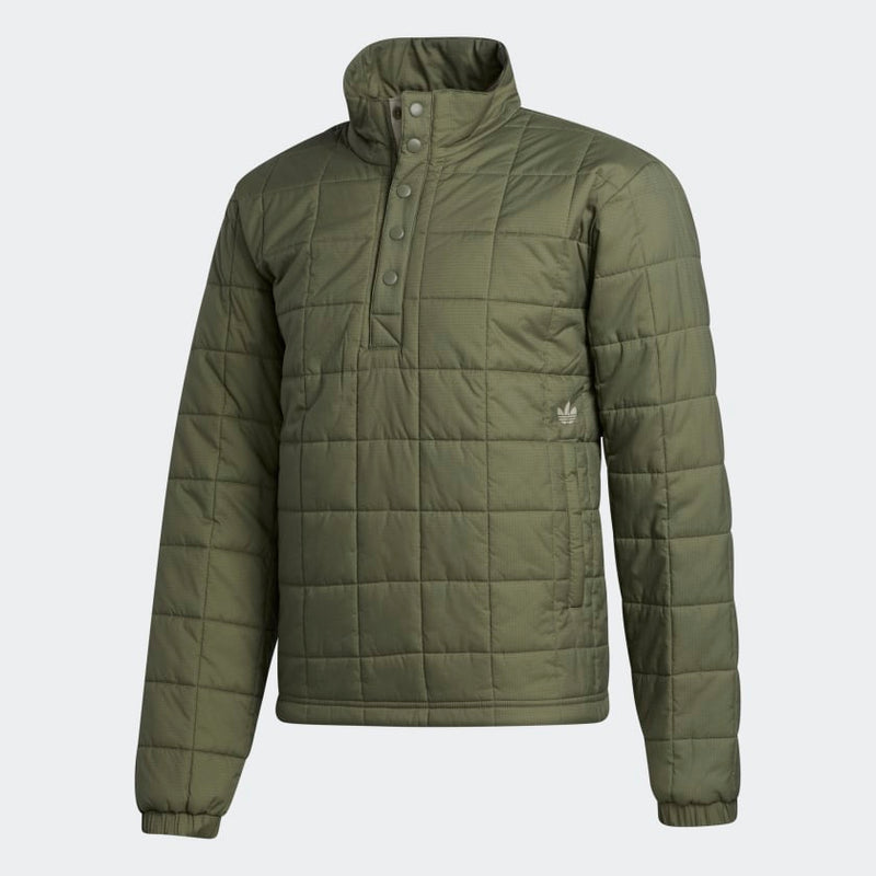 Adidas Quilted Jacket -Green