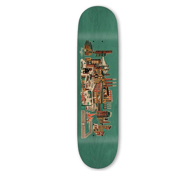 Traffic Industrial City Blocks Deck - 8.25""