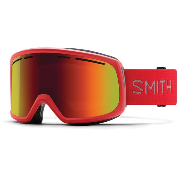 Smith Range Goggle - Rise / Red Sol-X Mirror