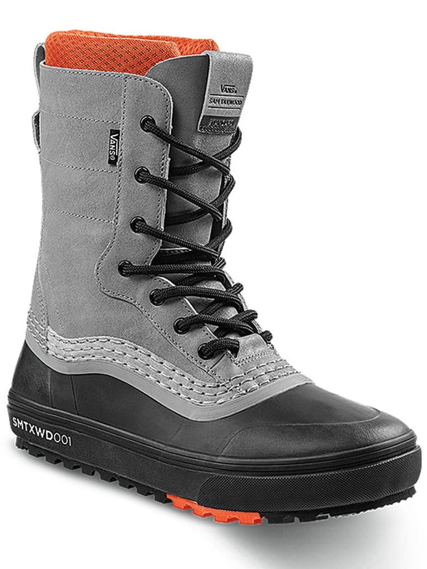 Vans Sam Taxwood Standard Mte Snow Boot - Gray/Black