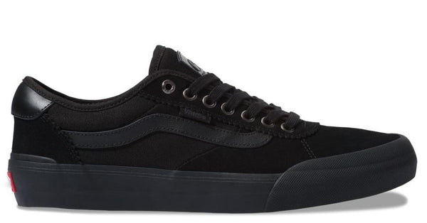 Vans China Pro 2 Shoe Blackout