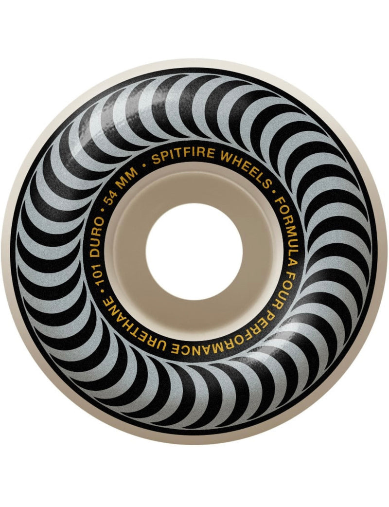 Spitfire Formula Four Classic Wheels - 101d Natural Assorted