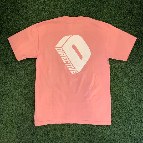 Directive 3D T-Shirt - Coral
