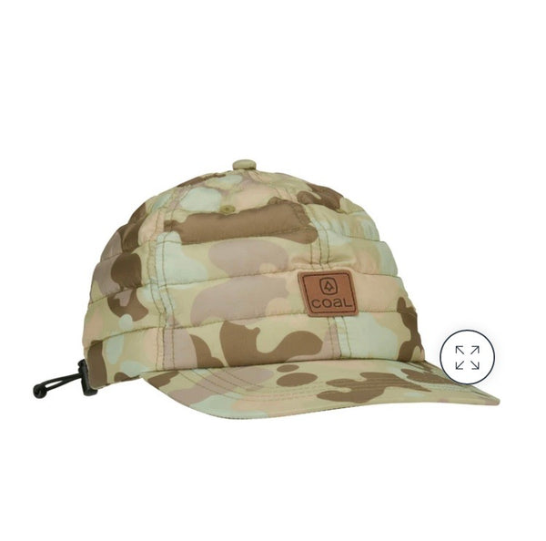 Coal Fairfax Hat - Camo