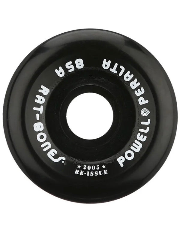 Powell Peralta Rat Bones Wheels - 85a 60mm Black