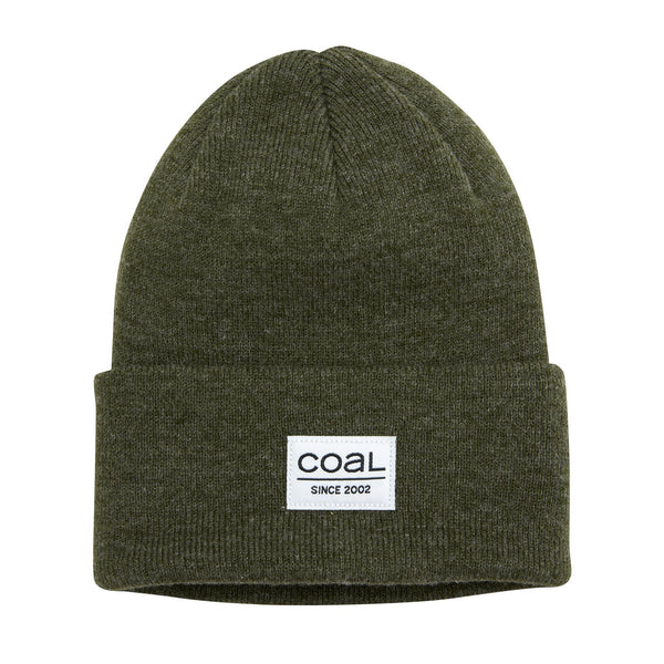 Coal Standard Beanie - Heather Olive