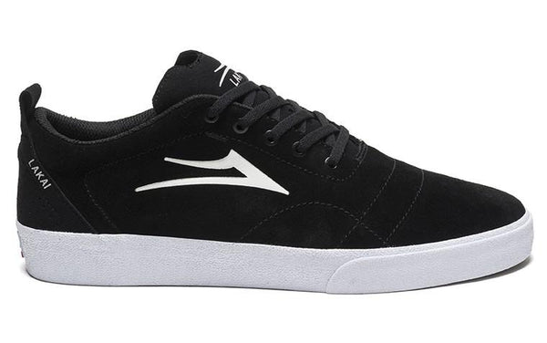 Lakai Bristol Shoe - Black / White