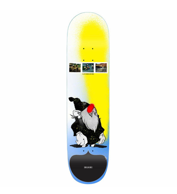 Quasi Mies Skateboard Deck - Assorted Sizes