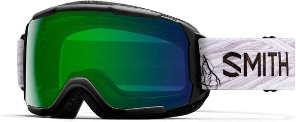Smith Grom Youth Goggle - Adam Haynes ChromaPop Everyday Green Mirror