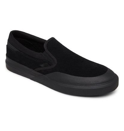 DC Infinite Slip On S Shoe - Black/Black
