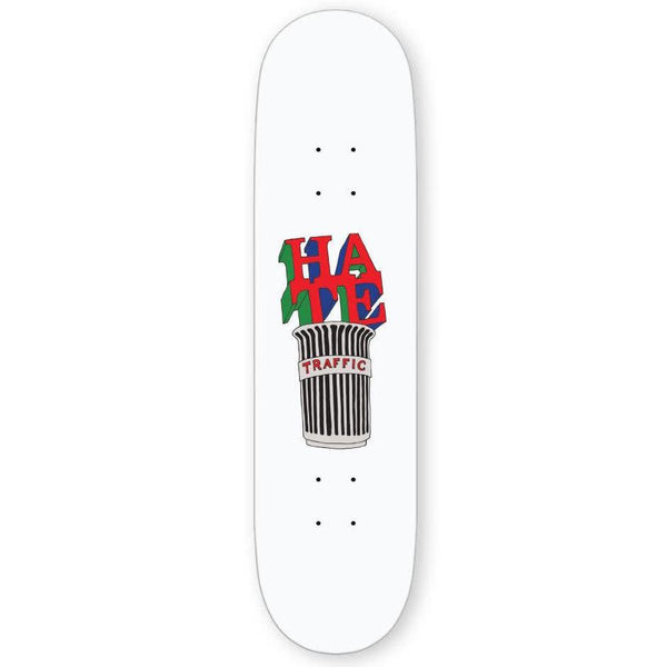 Traffic Trash Skateboard Deck - Assorted Sizes