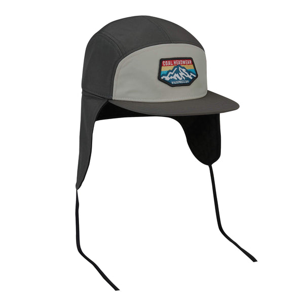 Coal Tracker Hat - Charcoal
