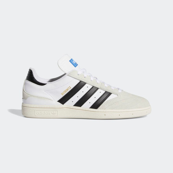 Adidas Busenitz Shoe - White/Black