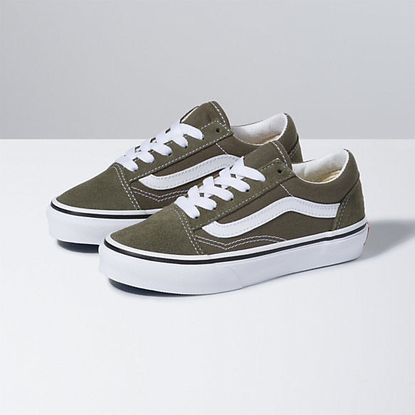 Vans Old Skool Youth - Grape Leaf