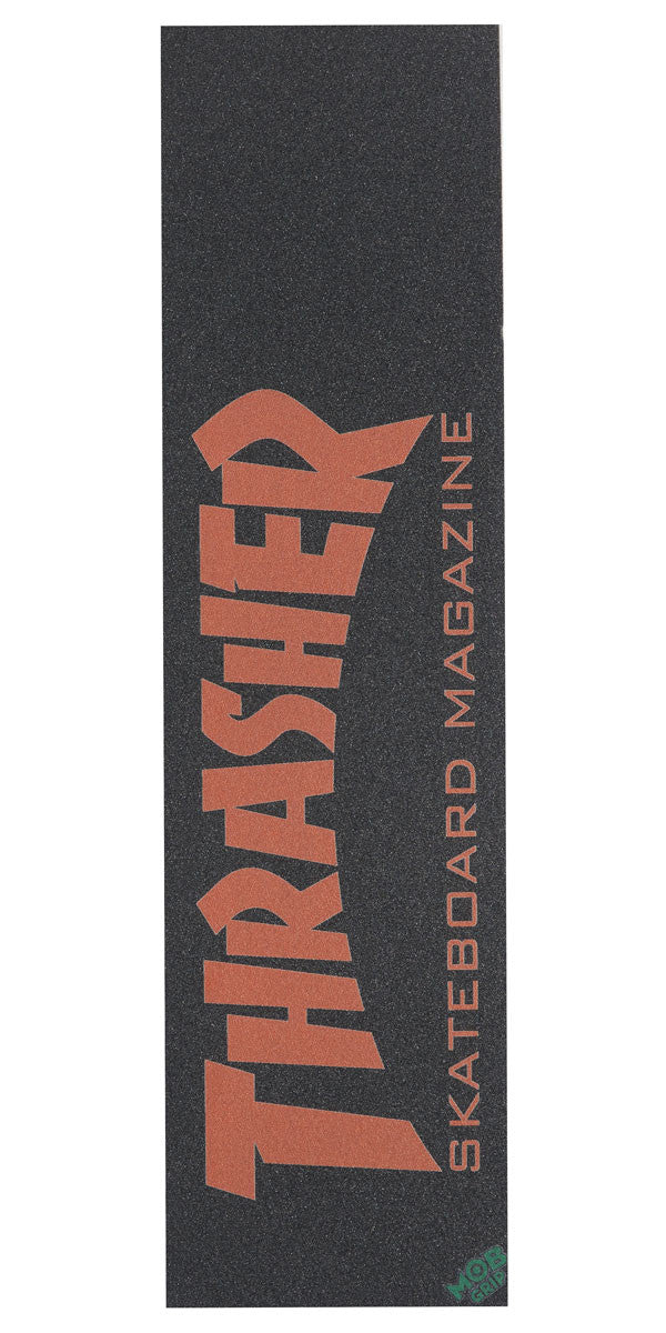 Thrasher Orange Mob Grip Tape