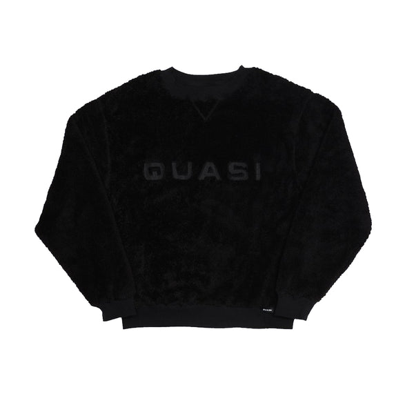 Quasi Mo Sweater - Black