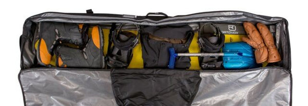 Nitro Tracker Wheelie Board Bag - 165cm