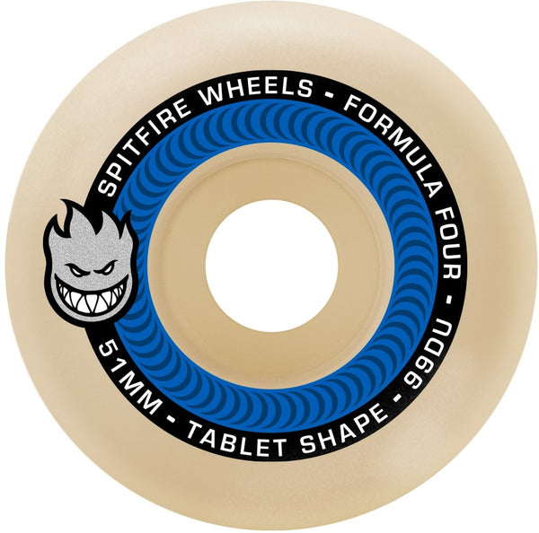 Spitfire Formula Four Tablet Wheels 99D
