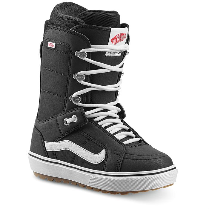Vans High Standard OG Women's Snowboard Boot - Black