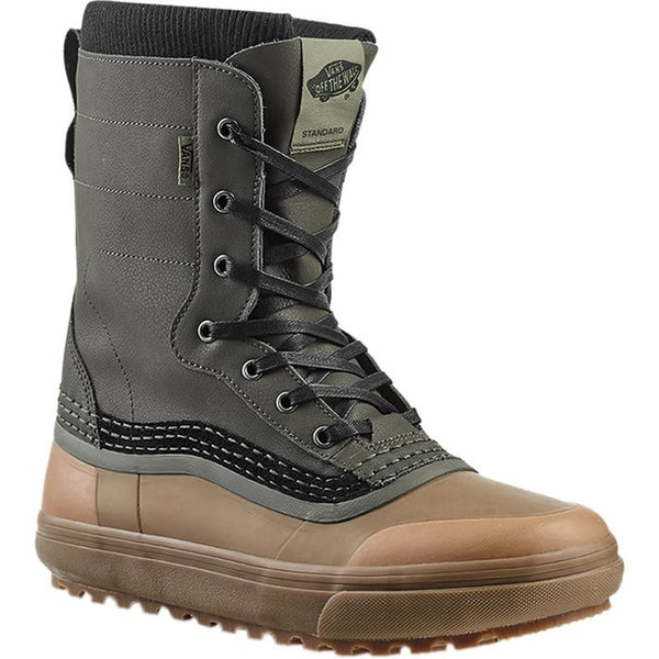 Vans Standard MTE Snow Boot Green/Brown