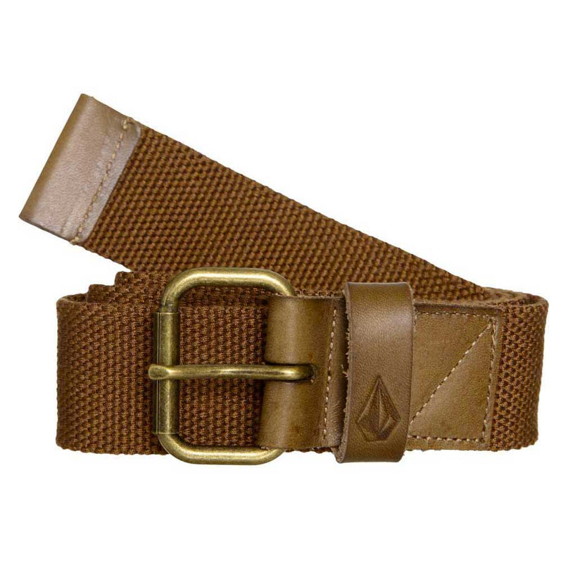 Volcom Back Country Belt - Brown