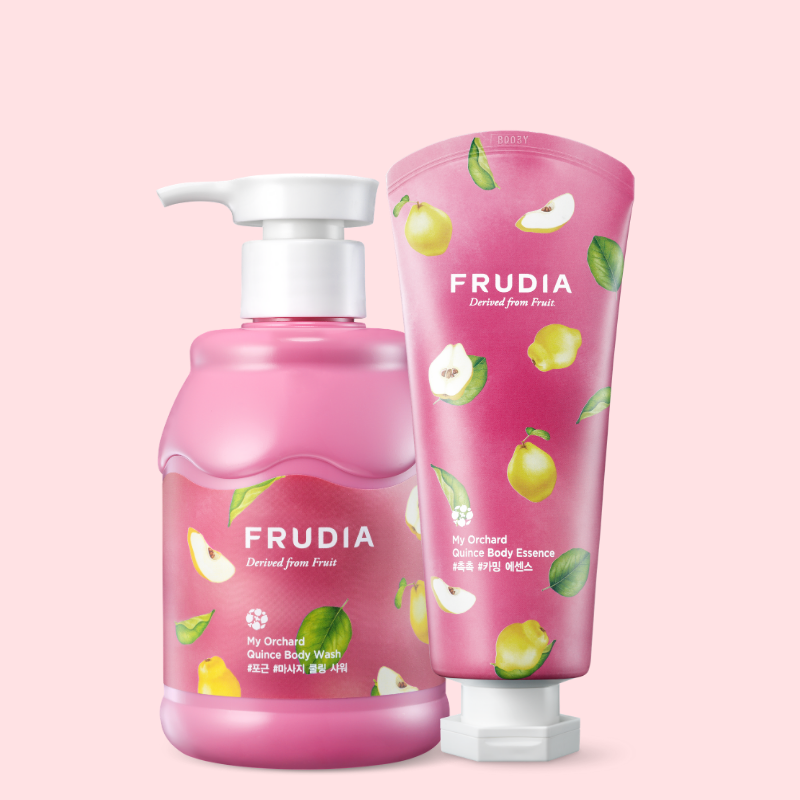 Set Quince Lover, Frudia Box 04
