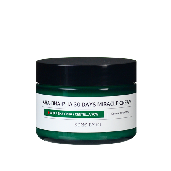 Cremă pentru față, SOME BY MI, AHA.BHA.PHA 30 Days Miracle Cream