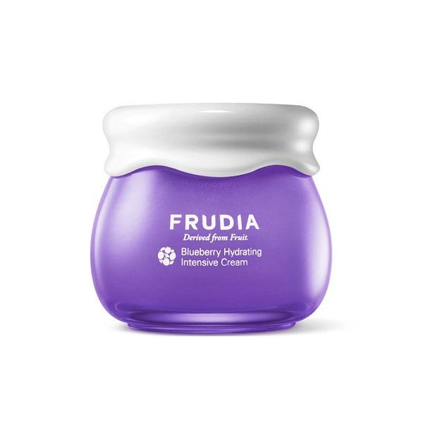 Cremă intens hidratantă cu extract de afine, Frudia, Blueberry Hydrating Intensive Cream