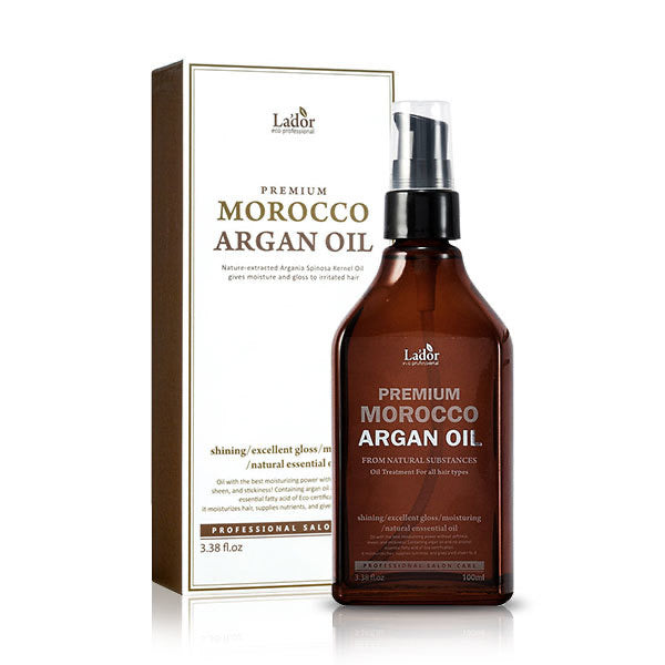 La'dor | Ulei de argan, 100 ml