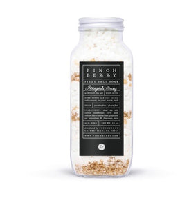FinchBerry Renegade Honey Bath Salts