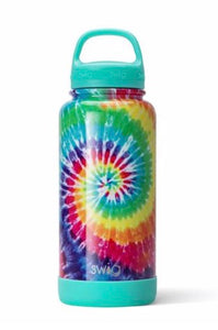 Swig - Swirled Peace Insulated Bottle (30 oz.)