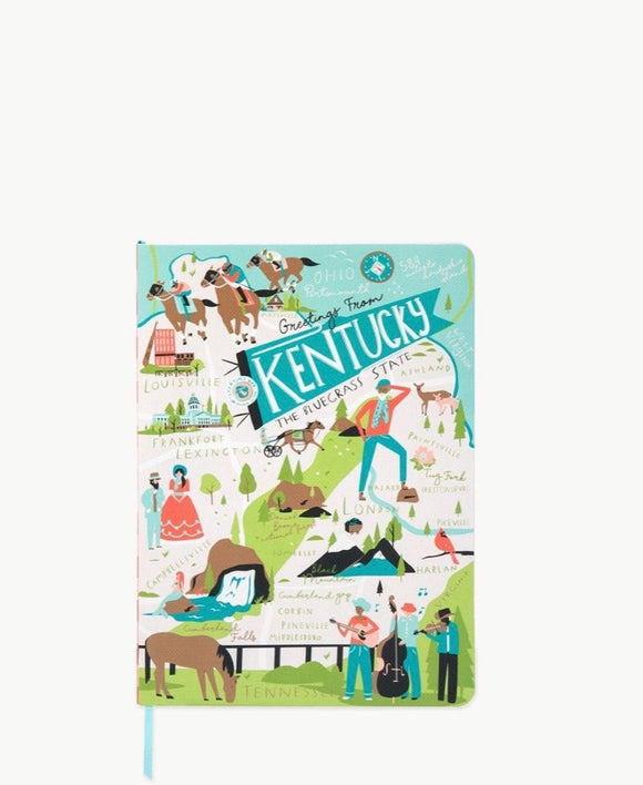 Spartina KY Notebook