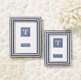 Nautical Stripe Photo Frame