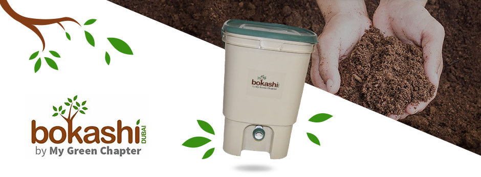 How to use the Bokashi system for apartment living