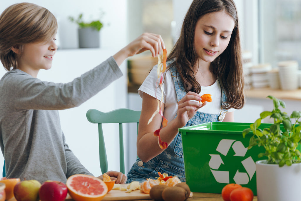 Teaching Kids About Waste Management