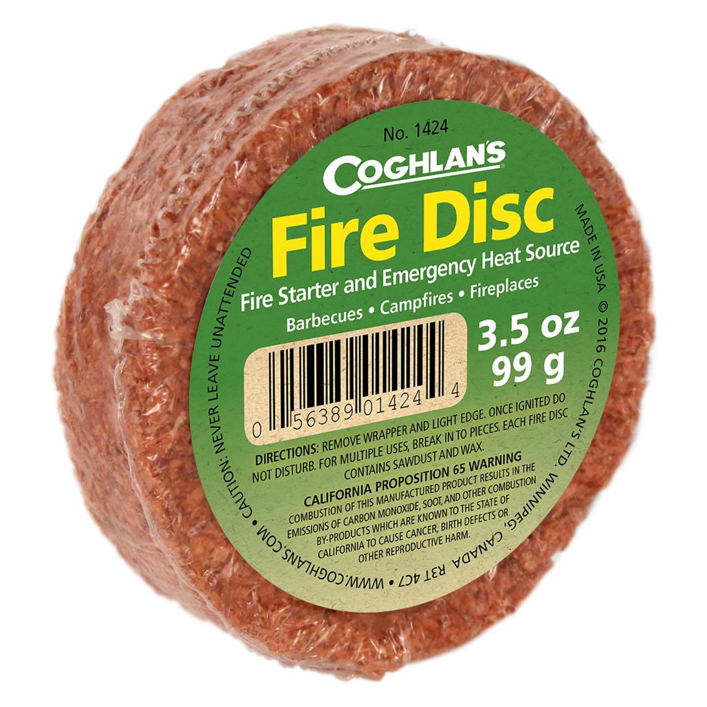 Fire disc (24) - display