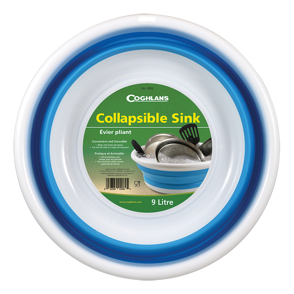 Collasible sink
