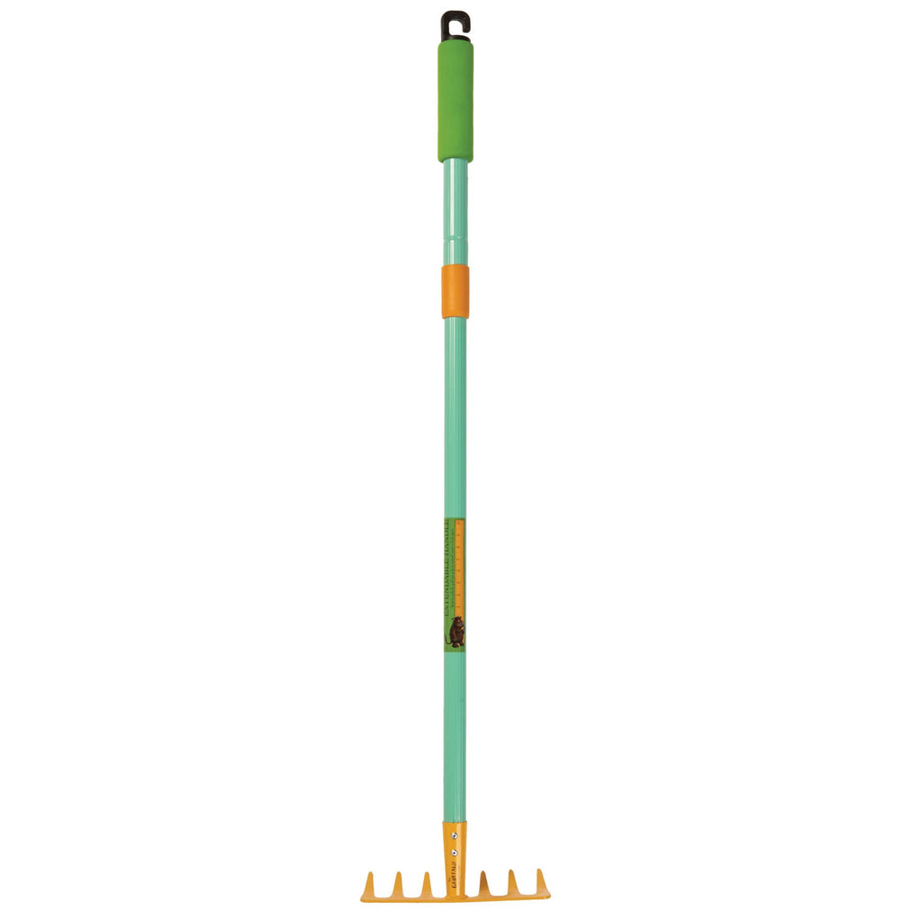 Briers Gruffalo Extendable Soil Rake