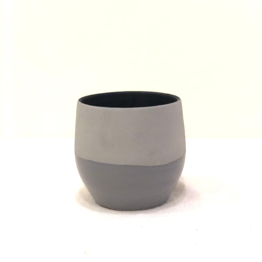 KIRA Pot Grey Small