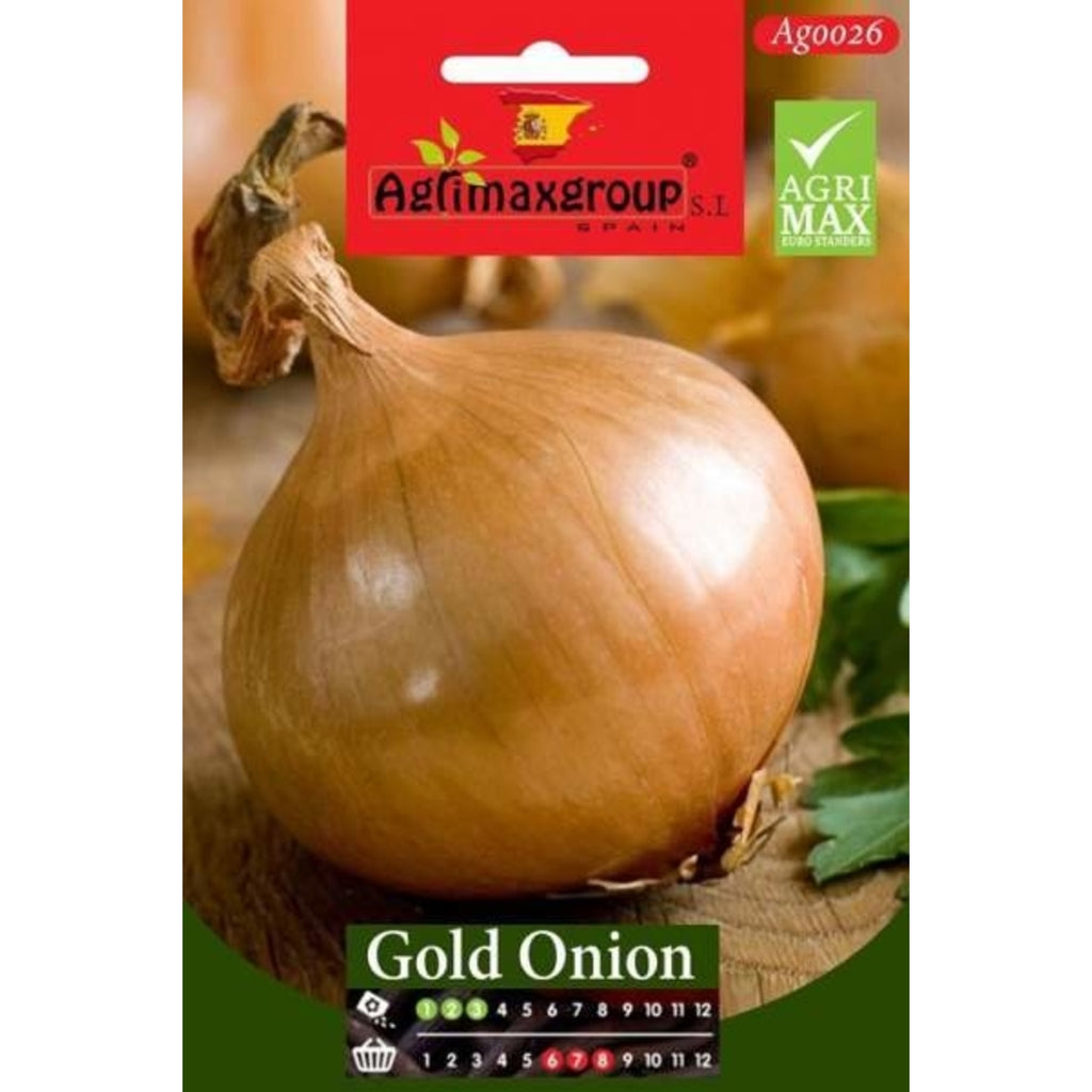 Agrimax Gold Onion Seeds
