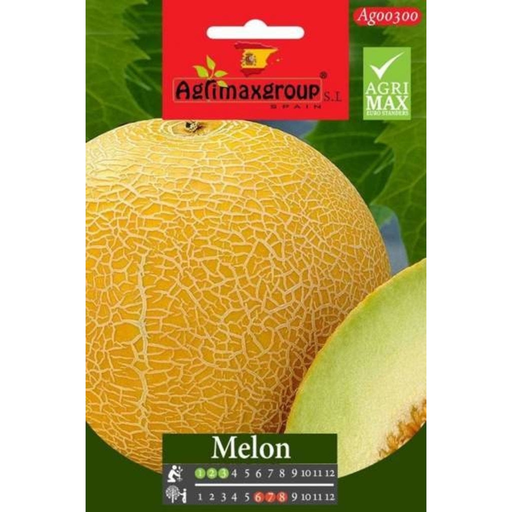Agrimax Melon Seeds